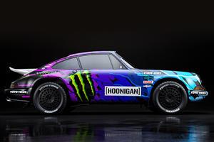 Ken Block Racing In Porsche, Subaru And Hardcore Truck This Year