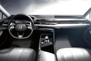 New Honda Civic Boasts Radical New Interior Design