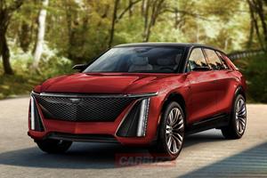 The Cadillac Lyriq V Will Be A Classy High-Performance EV