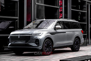 All-New Lincoln Navigator Can't Come Soon Enough