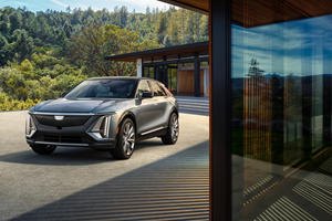 2023 Cadillac Lyriq Arrives Early With $59,990 Price Tag