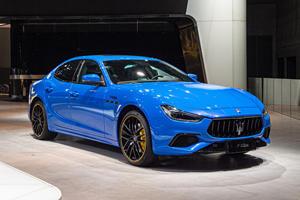 Maserati F Tributo Celebrates 95 Years Of Racing