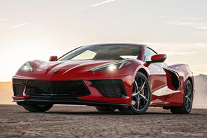 European Corvette Buyers Wish They Lived In America