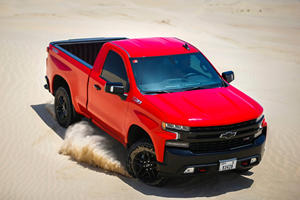 American Truckers Want This Chevy Silverado Configuration