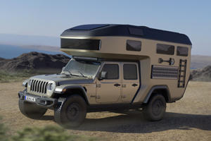 Turn Your Jeep Gladiator Into The Ultimate Off-Road Camper