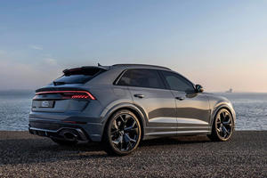 This 760-HP Audi RS Q8 Will Hurt Your Ears