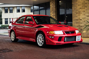 This Special Mitsubishi Lancer Evolution Ready To Smash Sales Records