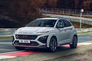 2022 Hyundai Kona N First Look Review: Making New Rules