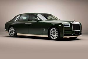 Hermes Helps Rolls-Royce Build One-Off Phantom