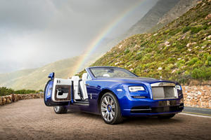 Rolls-Royce Axes Wraith And Dawn In America