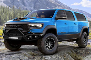 Hennessey Unveils Seven-Seater Ram TRX With 1,000 HP