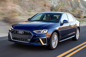 Here's What's New Across The 2022 Audi Lineup