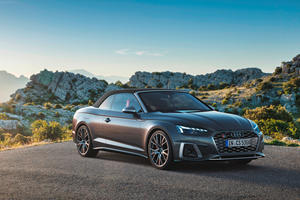2021 Audi S5 Convertible