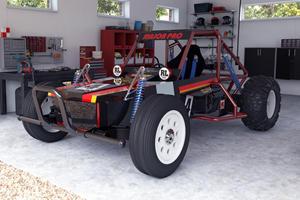 Legendary Tamiya RC Car Comes To Life