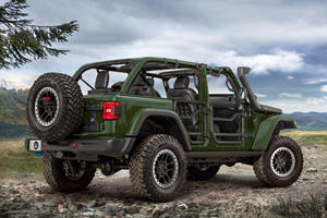 Jeep Releases First-Ever Lift Kit For An EV