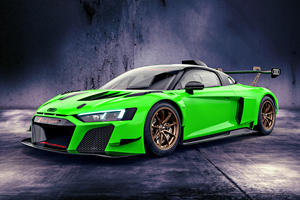 This Limited Edition Audi R8 Is The Most Colorful Race Car Ever