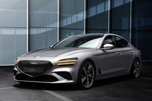 2022 Genesis G70 Lands With Very Attractive Starting Price