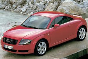 Almost Sports Cars: Audi TT