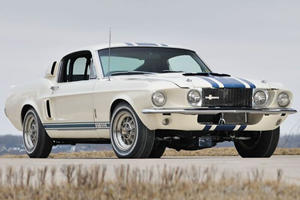One-off Super Snake Up for Auction