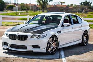 BMW M5 by Vivid Racing