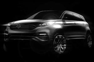 SsangYong to Present LIV-1 in Seoul