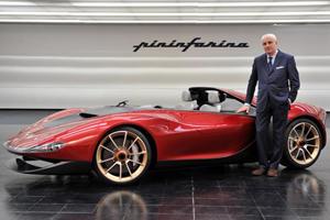 Pininfarina to Build Ferrari Sergio?