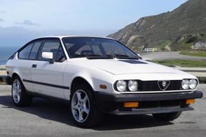 Unique of the Week: 1985 Alfa Romeo GTV6