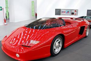 Top 5 Pininfarina Supercars