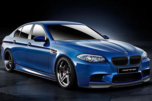 Vorsteiner Previews New BMW M5