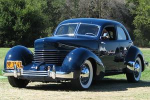 Defunct US Carmakers: Auburn