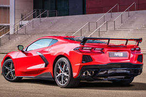 German Tuner Reveals New Look And Sound For Corvette C8
