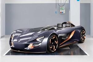 Suzuki Unveils Wacky Speedster Concept