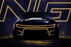 Chevrolet Teases Next-Gen Camaro