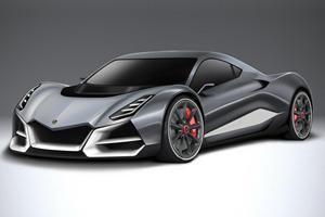 Switzerland's Latest Hypercar Is Gunning For The Lotus Evija
