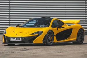 First-Ever McLaren P1 Is Easily Worth $1 Million
