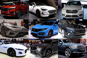 The 2021 Chicago Auto Show Marks Return Of US Auto Shows