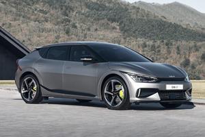 Kia's Hot New EV6 Already Smashing Expectations