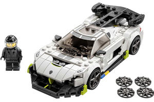 New Lego Speed Champions Include Koenigsegg Jesko, McLaren Elva And Toyota Supra