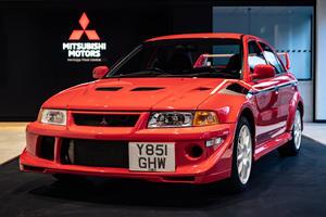 Someone Paid $140,000 For This Rare Mitsubishi Lancer Evo