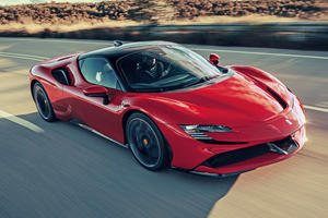 Ferrari Forced To Make A Major Change