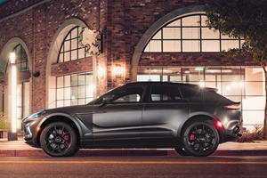 Aston Martin Would Be Finished Without DBX