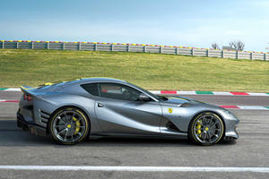 2022 Ferrari 812 Competizione First Look Review: Taking The V12 To New Heights