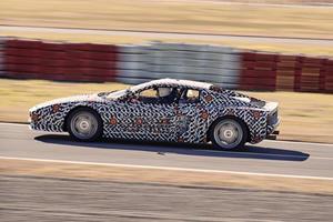 All-Electric Ferrari Testarossa Is A 21st Century Icon