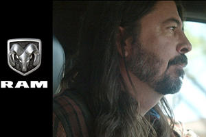 Ram Celebrates Everyday Rock Stars With Foo Fighters' Dave Grohl
