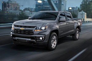 Now Is A Great Time To Buy The Chevy Colorado