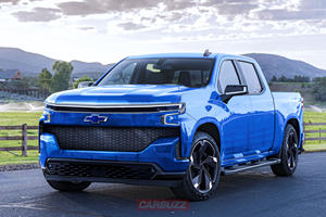 Everything You Need To Know About The Electric Silverado
