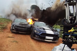 Behind The Scenes Fast & Furious 9 Video Is Total Carnage