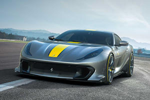 Ferrari Has Something To Say About V12's Future