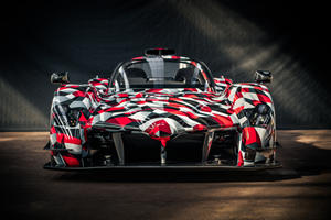 Toyota's Hypercar Will Have 986 HP