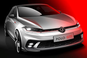 Volkswagen Teases New Polo GTI
